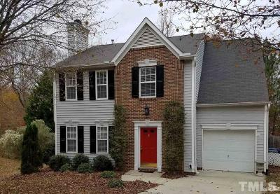 Durham Rental For Rent: 4801 Tapestry Terrace