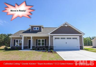 Kenly Single Family Home Contingent: 131 Fallingbrook Drive
