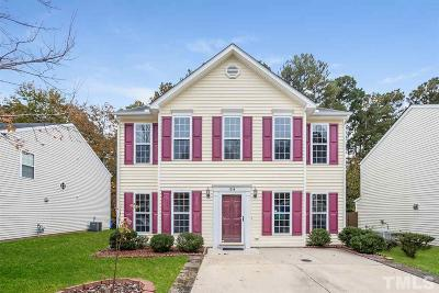 Durham Single Family Home For Sale: 1714 Shiva Court