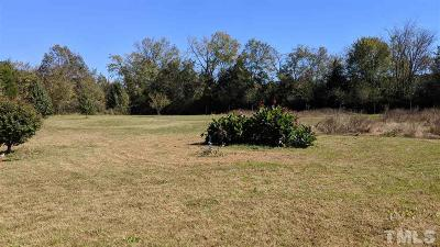 Chatham County Residential Lots & Land For Sale: 11141 Nc 42 Highway