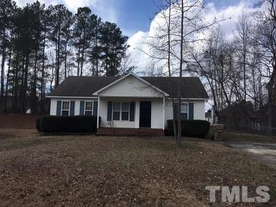 Bunn, Franklinton, Henderson, Louisburg, Spring Hope, Wake Forest, Youngsville, Zebulon, Clayton, Middlesex, Wendell, Bailey, Nashville, Knightdale, Rolesville Rental For Rent: 118 Ses Drive
