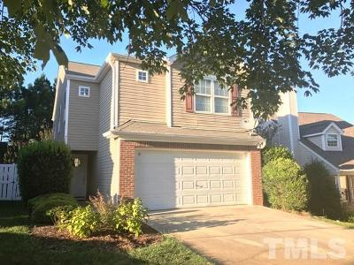 Holly Springs Rental For Rent: 217 Hazelmere Drive