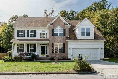 Cary Single Family Home Contingent: 213 Plyersmill Road