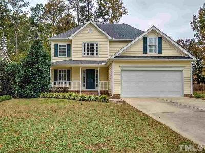 Fuquay Varina Single Family Home For Sale: 909 Glenmacie Drive