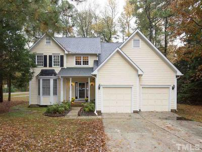 Durham Single Family Home For Sale: 5003 Wineberry Drive