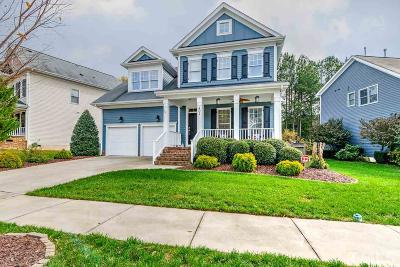 Holly Springs Single Family Home For Sale: 401 Streamwood Drive