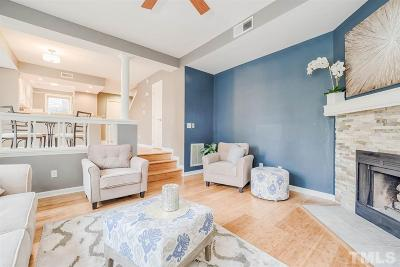 Raleigh Condo Pending: 1040 Brighthurst Drive