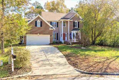 Durham Single Family Home For Sale: 104 Khalsa Court