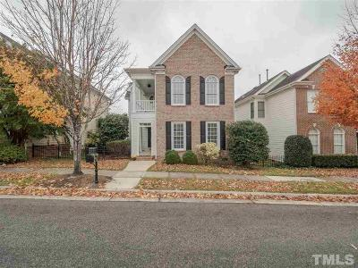 Cary Single Family Home For Sale: 313 Commons Walk Circle