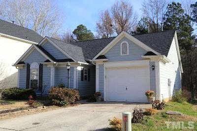 Holly Springs Single Family Home For Sale: 329 Stone Hedge Court
