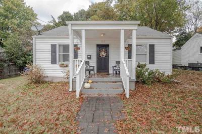 Single Family Home For Sale: 117 Dennis Avenue