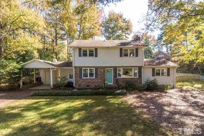 Chapel Hill Single Family Home Contingent: 415 Longleaf Drive