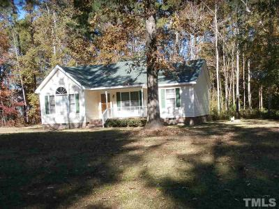 Youngsville Single Family Home For Sale: 113 Beaver Dam Drive