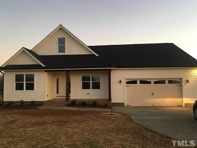 Chatham County Single Family Home Contingent: 1208 Bowers Store Road