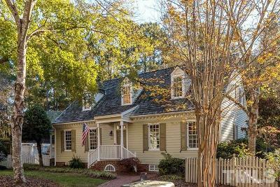 Cary Single Family Home For Sale: 105 Palace Green Court