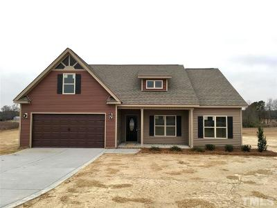 Benson Single Family Home For Sale: 3257 Baileys Crossroads Road