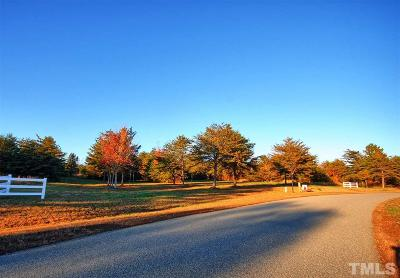 Durham County, Franklin County, Granville County, Guilford County, Johnston County, Lee County, Nash County, Orange County, Wake County Residential Lots & Land For Sale: Lot 16 Triple Creek Drive