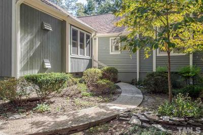 Raleigh Townhouse For Sale: 1803 Falls Church Road