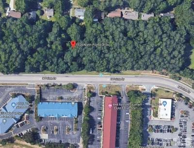 Durham County Residential Lots & Land For Sale: 1926 N Pointe Drive