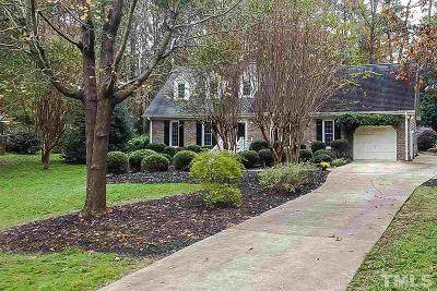 Single Family Home Contingent: 8900 Wellsley Way