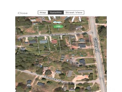 Wake County Residential Lots & Land For Sale: 435 Como Drive