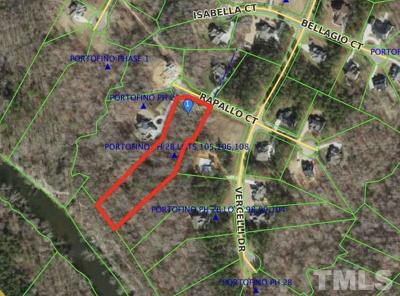 Johnston County Residential Lots & Land For Sale: 63 Rapallo Court