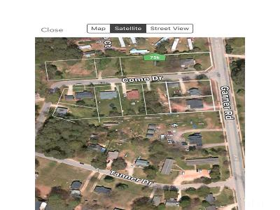 Wake County Residential Lots & Land For Sale: 443 Como Drive