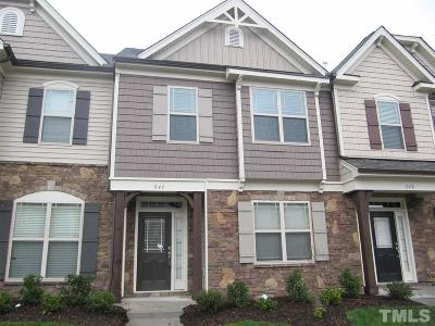 Cary Rental For Rent: 549 Matheson Place