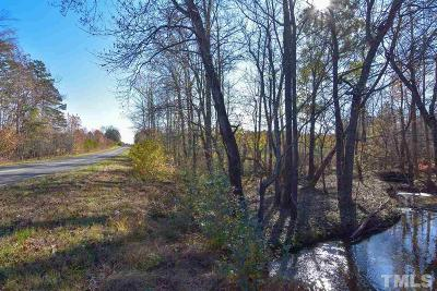 Rougemont Residential Lots & Land For Sale: 33 acres Peed Road