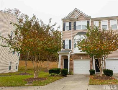 Durham Townhouse For Sale: 2771 Wyntercrest Lane