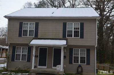 Cary Rental For Rent: 432 Waldo Street