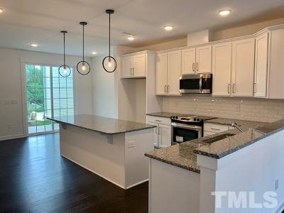 Wake Forest Townhouse Pending: 414 Triumph Lane