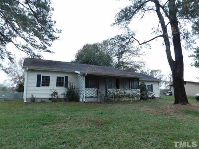 Johnston County Single Family Home For Sale: 4408 Stevens Chapel Road