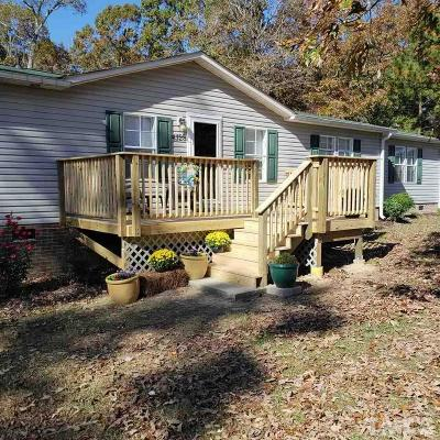Garner Single Family Home For Sale: 4528 Bushy Branch Drive