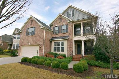 Raleigh NC Single Family Home For Sale: $329,900