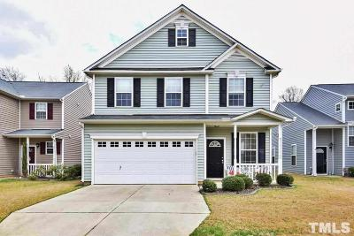 Holly Springs Rental For Rent: 5133 Mabe Drive