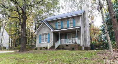 Wake Forest Single Family Home For Sale: 160 Abercrombie Road