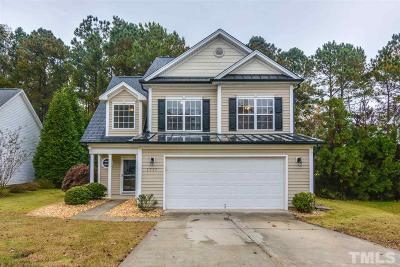 Fuquay Varina Single Family Home For Sale: 1717 Heisser Lane