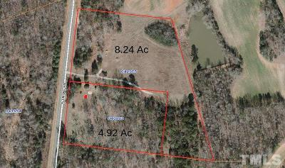 Franklin County Residential Lots & Land For Sale: Fleming Road