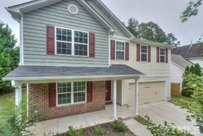 Durham Rental For Rent: 3632 Glidewell Court
