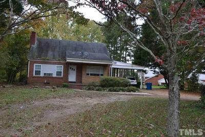 Cary Multi Family Home For Sale: 2718 Macedonia Road
