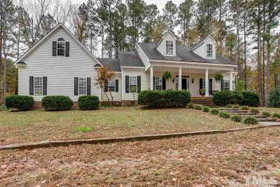 Spring Hope Single Family Home For Sale: 9049 Lee Drive