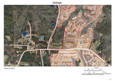 Durham County Residential Lots & Land For Sale: 5607 Leesville Road