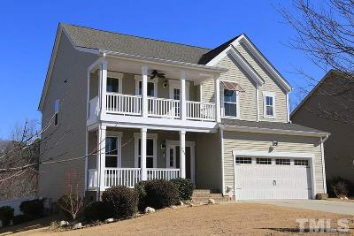 Holly Springs Single Family Home For Sale: 208 Abbeville Lane