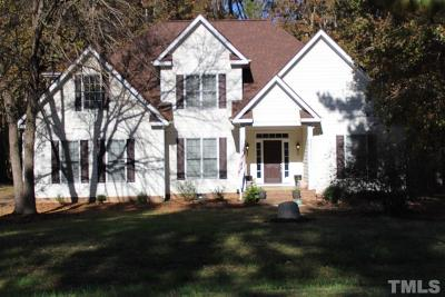 Youngsville Single Family Home For Sale: 35 Remington Court