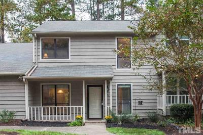 Cary Townhouse Pending: 522 Applecross Drive