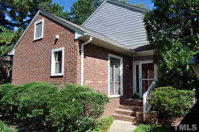 Cary Rental For Rent: 139 Clancy Circle
