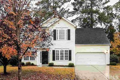 Morrisville Single Family Home For Sale: 103 Glen Croft Court