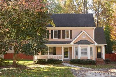 Raleigh NC Single Family Home For Sale: $232,500