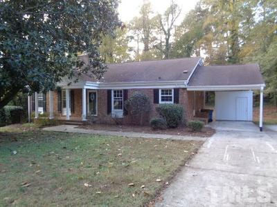 Raleigh Rental For Rent: 4509 Pitt Street